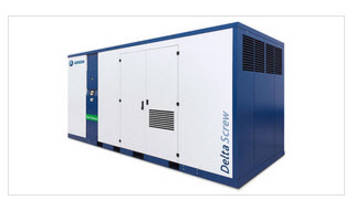 New VM 100 Compressor Package Designed for a Volume Flow Range from 1500 to 7620 m3/h