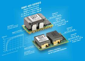 New BMR469 PoL Regulator is Designed for High-Current ICT Applications