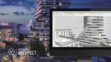 Vectorworks 2019 Service Pack 3 (SP3) Introduces Three New Features To Improve Presentation and Visualization Capabilities, Along With Overall Workflow between Products