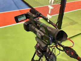 Jvc ProHd Studio 4000s Anchors New Broadcast Production Flypacks for World TeamTenns