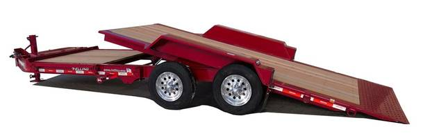 Felling Trailer, Inc. Releases Updated IT-I Series with Additional Features