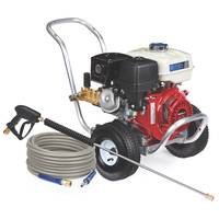 New G-Force II Pressure Washers by Graco Feature Name Brand Components