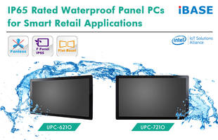 IBASE Presents UPC Series Panel PCs with a Projected