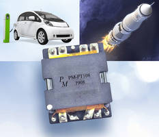 Latest PM-PTxxx Series Planar Transformers are Optimized for 200-700 KHz Switching Applications