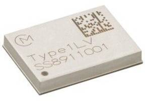 Murata's New Type 1LV (CYW43012) Operates in Dual-band Networks with Increased Energy Efficiency and Improved Security