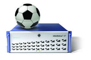 videoReferee-ST VAR System with Vokkero Intercoms and a Virtual Offside Line Option