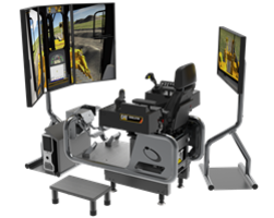New Cat Simulators Advanced Dozer System Teaches Advanced Skills to Increase Production and Save Costs