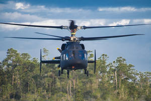 Sikorsky-Boeing SB>1 DEFIANT™ Helicopter Achieves First Flight
