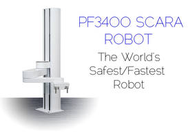 Precise Automation Offers SCARA Collaborative Robots That Allow Effective Workcells Without Shielding
