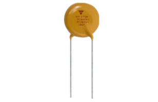 New AY1 Series Capacitors Feature a Capacitance Ranging from 470 pF to 4700 pF