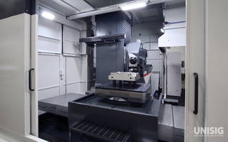 New USC-M Range of Drilling and Machining Centers Provide High Power Geared-headstock Milling, Dynamic Machine Motion Performance, BTA and Deep Hole Drilling