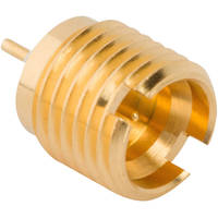 New SMP Product Line Operates at DC to 26.5 GHz and Ideal for High-frequency Blind-mate Applications