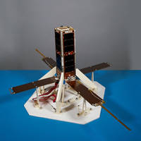 Vector's GalacticSky GSky-1 Satellite Developed with USC's Space Engineering Research Center Ready for Launch Later This Year