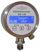 New SD Series Pressure Sensors from Bristol Instruments Offers Pressure Range of 0 to 6,000 psi