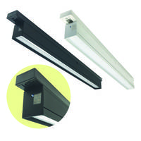 New T-Line LED Linear Track Head Produces 1600 or 3200 Lumens at 90 CRI