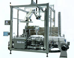 New Lay-flat Packing Technology Allows a Blow Molder of Bottles to Pack 270 Bottles in a Box Instead of 250