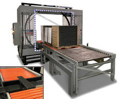 New Powered Conveyors Available in 100-, 80- and 40-inch Wrapping Rings as well as in Custom Sizes