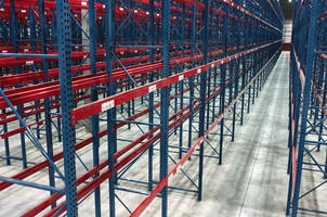 Steel King Highlights SK2000® Closed Tube Roll-Form Pallet Rack Systems at ProMat 2019