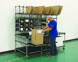 Creform Launches New Workstation for Packaging in Manufacturing Production Cell