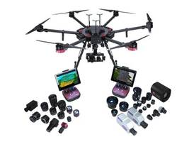 ICI Presents Multi-Sensor Payloads for Unmanned Aerial Inspection Applications