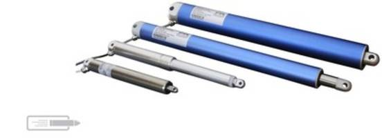 New Bullet Series Linear Actuators Allow Controlled Application of Force Along Straight Line