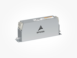 New EPCOS LeaXield Active Leakage Current Filters Couple 180 Degree Phase-Shifted Current with Identical Amplitude