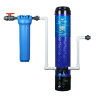 New Aquasana OptimH2O Whole House Filter Reduces 90% of Chlorine and Chloramines from Every Tap
