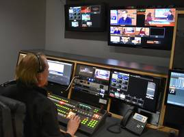 Wilmington Community TV Streamlines Productions with BPswitch GX Integrated Production Switcher