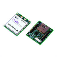 Janus Announces AT&T and PTCRB Certification of their LTE910XF v10.00 CAT-M1 Embedded 'X' Footprint Cellular Modem