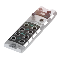 Balluff Offers Latest BNI00E1 and BNI00AZIO-Link Masters Feature 9A of Galvanically Isolated Output Power