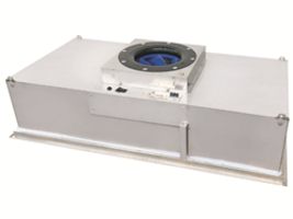 AJ Manufacturing Presents Criti-Clean HEPA Filter Diffuser That Delivers a Constant Output Capacity of Up to 1200 CFM