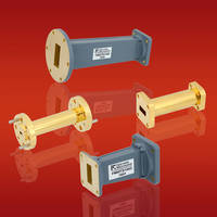 New Waveguide-to-Waveguide Transitions Series Operates from 5.85 to 110 GHz Across 14 Frequency Bands