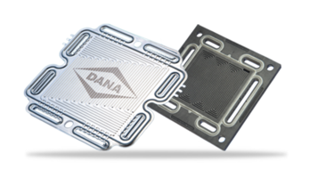 Dana's New Bipolar Plate Delivers Durability and Performance for Power Sources