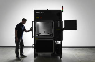 New V650 Flex Stereolithography 3D Printer Combines Power of Large-scale System with Configurable Environment for Fine-tuning Across Broad Range of Resins