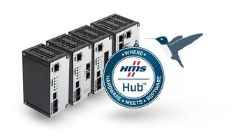 New Anybus Edge Gateways Provide User-defined Data via HMS Hub to The cloud Over a Secure Connection