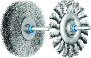New INOX-TOTAL Brushes Made of 302 Stainless Steel to Provide Optimum Protection Against Corrosion