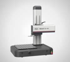 Mahr Introduces MarSurf GD Series Equipped with Intelligent MarWin Easy Roughness Software