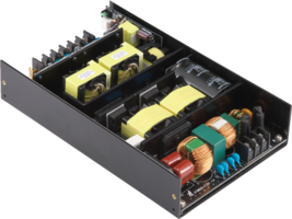 New TTM600 Series Power Supplies Available with 12V, 24V, 36V and 48V Outputs