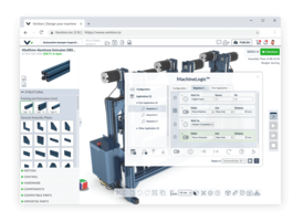 Vention's New MachineLogic Enables Users to Develop Comprehensive Automation Sequences Online in Context of 3D Model