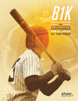 New B1K Synthetic Baseball System is Closest to Natural Grass
