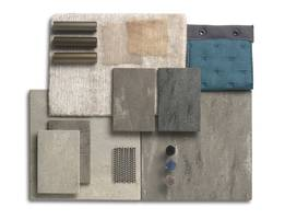 New Imaginative Aesthetics by DuPont Corian Design are Available in 15 New Colors of Corian Solid Surface and 10 New Aesthetics for Corian Quartz