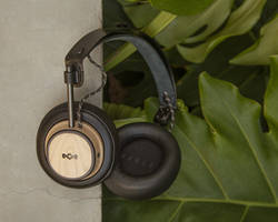 House of Marley Launches Bluetooth Wireless Headphone Crafted Using FSC Certified Wood, Recyclable Aluminum and Natural Leather
