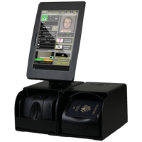 New IDentiFake Plus Fake ID / Age Verification Comes with a Hard Anodized Aluminum Protective Case to Protect E-Seek M-500 Scanner
