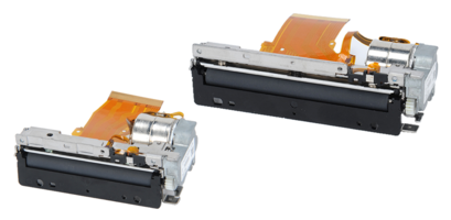 New FTP-6xGMCL163#10 Series Outputs Paper Receipts Ranging from 60-150 micrometer Thick at Speeds of up to 250mm/sec