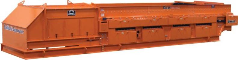 Eriez® Reports Rising Sales of Shred1™ Ballistic Separators as Demand Grows Among Steel Mills for Premium Low-copper Shred