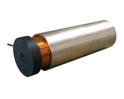 New LVCM-051-127-01 Linear Voice Coil Motor Features Stroke of 95.3 mm