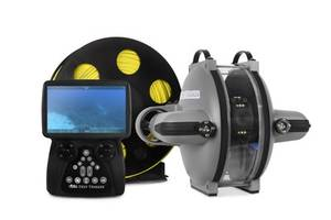 Deep Trekker Introduces DTG3 Remotely Operated Vehicle That Reaches Depth of 305 m
