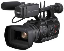 JVC Offers 500 Series Cameras That Feature 1 in. 4K CMOS Imager