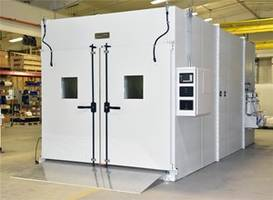 New Tenney Walk-in Chamber Maintains Humidity Range of 20-95% in The Temperature Range of 20 to 85 degree C