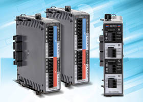 New High-speed I/O Modules and Serial Communications Expansion Module Provides an Additional Four Isolated RS-232/RS-485 Serial Ports